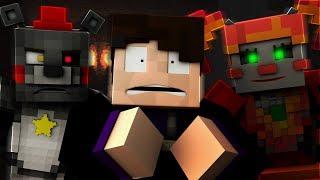 """Labyrinth"" | FNAF 6 (Animated Minecraft Music Video)"