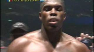 K-1 Grand Prix 2008 Final - Hari, Zimmerman, Bonjasky, Saki