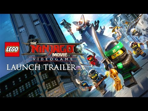 The LEGO Ninjago Movie Video Game Launch Trailer thumbnail