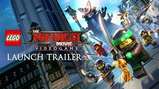 The LEGO NINJAGO Movie Video Game video