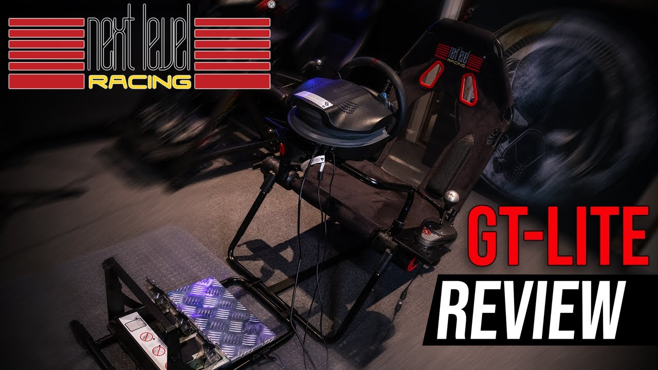 Ermin Hamidovic: Next Level Racing GT Lite Review!