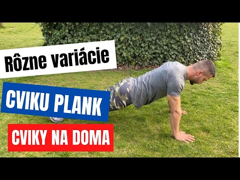 CVIKY NA DOMA - Plank