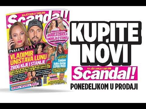 Scandal novine novi broj online dating