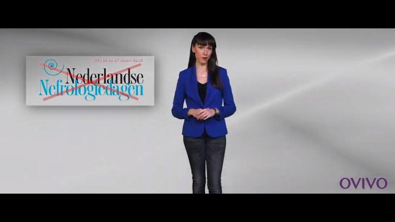 Ovivo Nieuwsvideo - 10 Afwezigheid Nefrologiedagen
