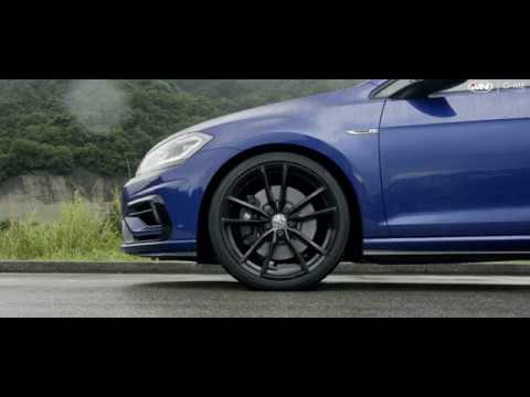 Volkswagen Golf R Хетчбек класса C - рекламное видео 2