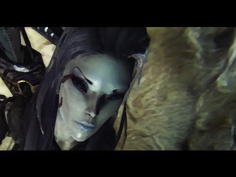 Temní elfové z Morrowindu