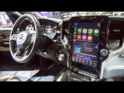 Best car Infotainment systems | 2018 Detroit Auto Show