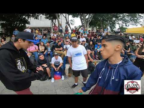 POCHO  VS DOK VS KING VS ADRU | FLAVA ON THE MIC SEMIFINAL