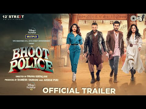 Bhoot Police Official Trailer