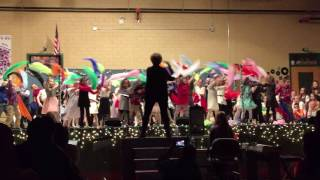 Celebrate With Joy - Juniata 1st & 2nd Grades 2016