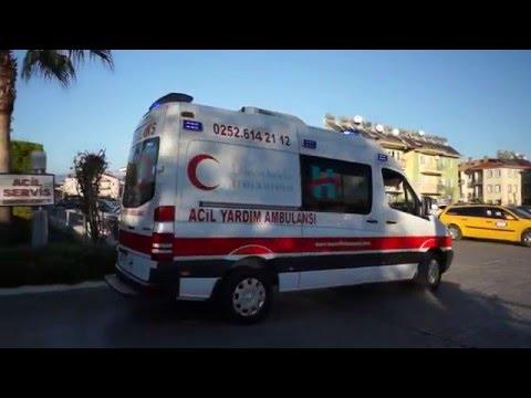 Paramedik Derneği Muğla İl Başkanlığı Tatbikat ve Etkinlikleri - 2015