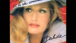 Dalida   Il Pleut Sur Bruxelles  Karaoke 28