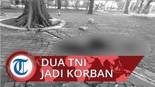 Ledakan di Monas Jakarta Pusat, Temukan Plastik Isi Granat, Dua TNI Jadi Korban