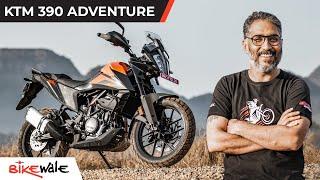 KTM 390 Adventure   Worth The Wait!   BikeWale