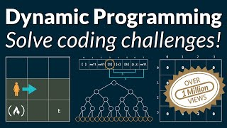 Dynamic Programming - Learn to Solve Algorithmic Problems & Coding Challenges