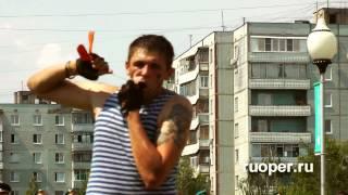 День ВДВ в Воронеже, 2012