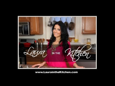 Laura in the Kitchen Trailer