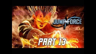 JUMP FORCE Gameplay Walkthrough Part 13 - Vegeta (Let's Play)