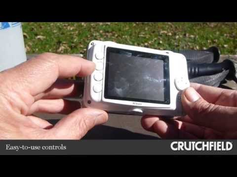 Nikon Coolpix S30 Waterproof Digital Camera Review | Crutchfield Video