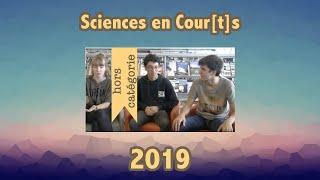 Les sciences et la vulgarisation, Micro-trottoir du village des Sciences 2019