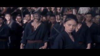 Cảnh đấu võ đẹp mắt của Ngô Thanh Vân trong Ngọa Hổ Tàng Long 2