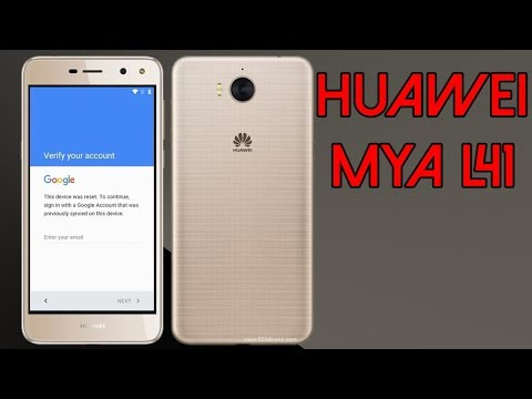 Huawei Y6 2017 BYPASS GOOGLE ACCOUNT FRP MYA L41 - Youtube Download