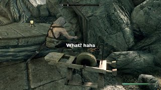 I don't claim to be the best blacksmith in Whiterun