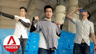 'Cooling' Sports Products That Don't Work In Singapore's Weather | Why It Matters | CNA Insider