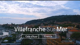 This Is Villefranche-sur-Mer In French Riviera