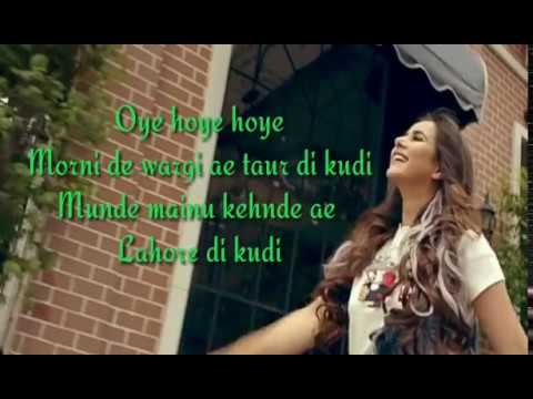 Morni -  Sunanda Sharma (Lyrics)