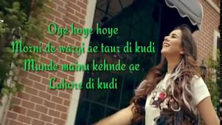 Morni    Sunanda Sharma (Lyrics)