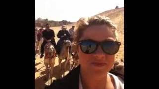preview picture of video 'Camel Ride in Aswan'