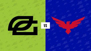 Semi-Final A | OpTic Gaming Los Angeles vs London Royal Ravens | Seattle Surge Home Series | Day 3