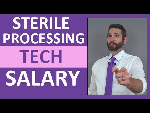 Sterile Processing Technician Salary, Job Duties, Education ...