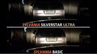 Sylvania BASIC vs Silverstar Ultra - Is there a difference?