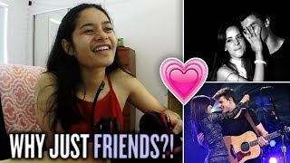 Shawn Mendes & Camila Cabello: Just Friends | REACTION & REVIEW