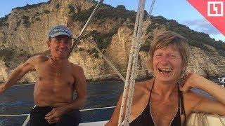 Инвалиды-яхтсмены путешествуют по странам