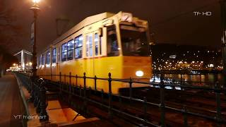 Tram Budapest L 2
