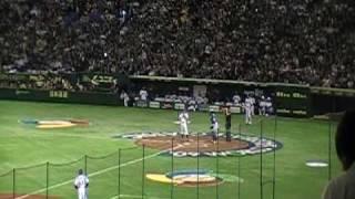 09年3月9日WBCイチロー応援歌