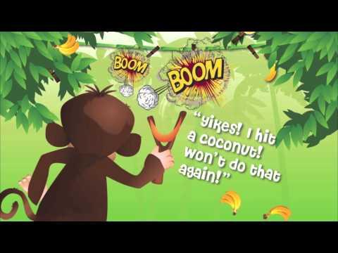 Video of Go Bananas Pro - Monkey Game