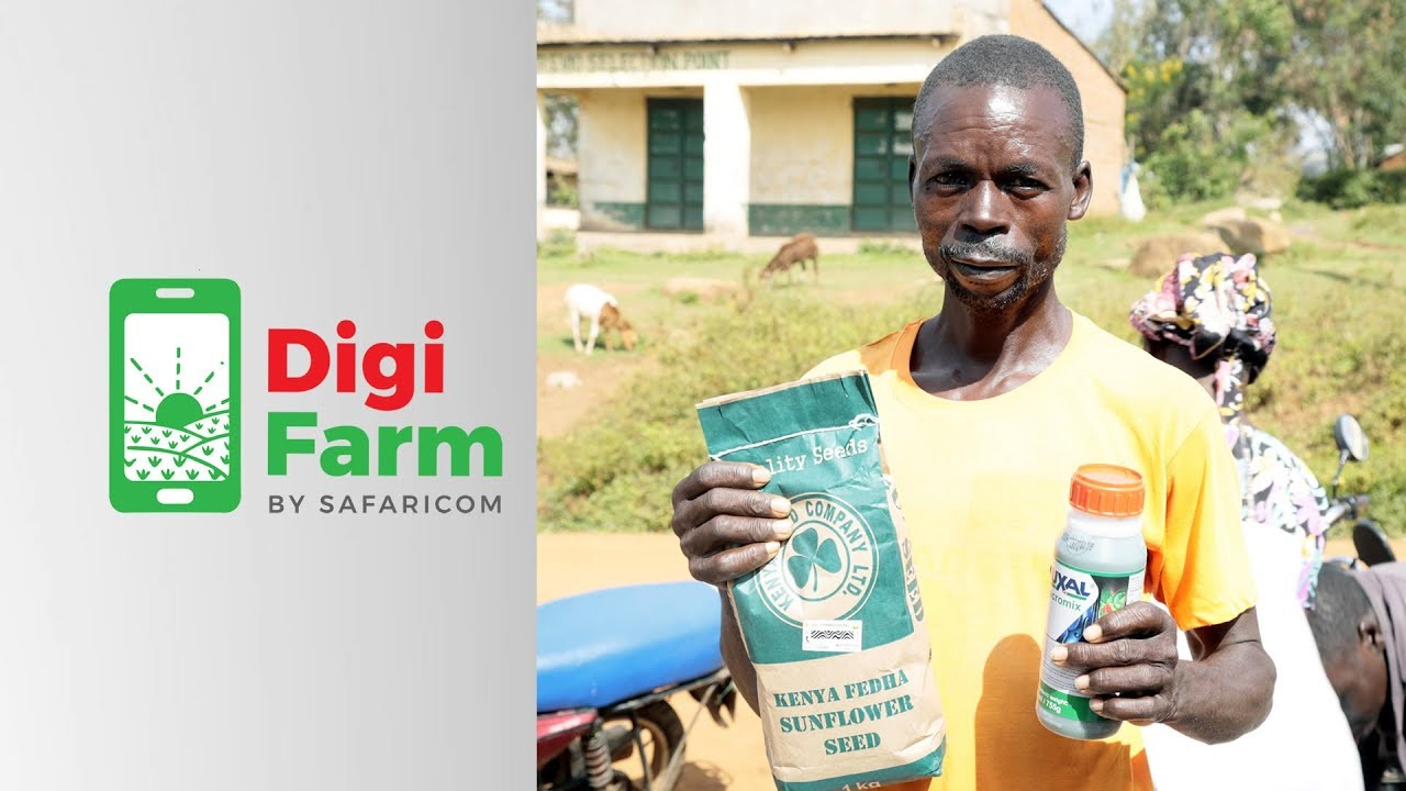 Digifarm Migori County Input Distribution – September 2019