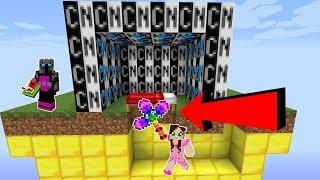 Minecraft: CRAZY CARTOONS LUCKY BLOCK BEDWARS! - Modded Mini-Game
