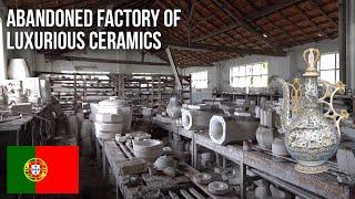 URBEX | Verlassene Fabrik für luxuriöse Keramik