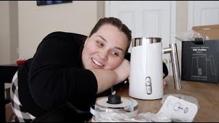 A New Coffee Gadget! - SRV #345 |Sarah Rae Vlogas|