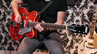 G5422T Electromatic Hollow Body Double-Cut with Bigsby Demo