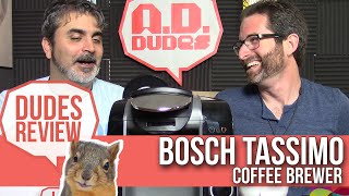 Bosch Tassimo T47 Coffee Machine - The Dudes Setup & Review