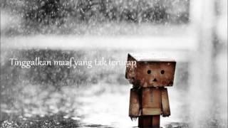 Kau Yang Tlah Pergi ~ Caffeine With Lyrics