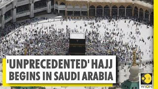Saudi Arabia to see just 10,000 Hajj pilgrims this year | Coronavirus | COVID-19 - Download this Video in MP3, M4A, WEBM, MP4, 3GP