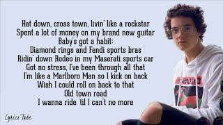 Old Town Road   Lil Nas X Ft. Billy Ray Cyrus (Cover By Alexander Stewart) (Lyrics)