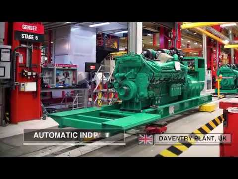 2750 KVA Cummins Diesel Generator